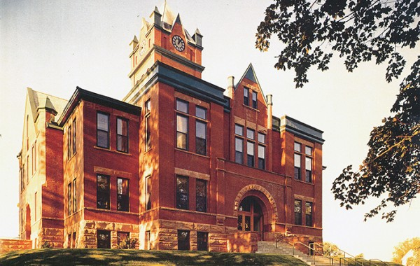 Grand Traverse County Courthouse