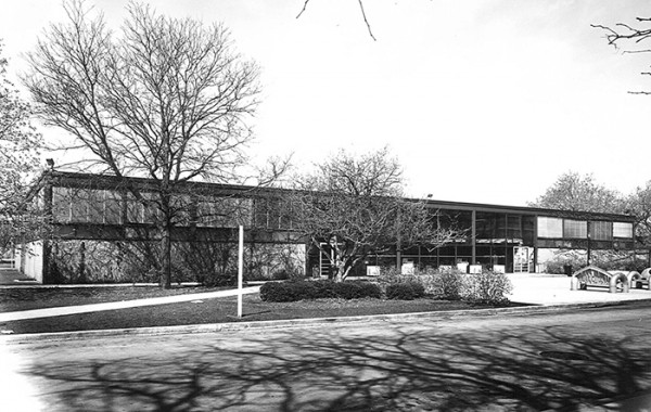 IIT COMMONS BUILDING – HABS