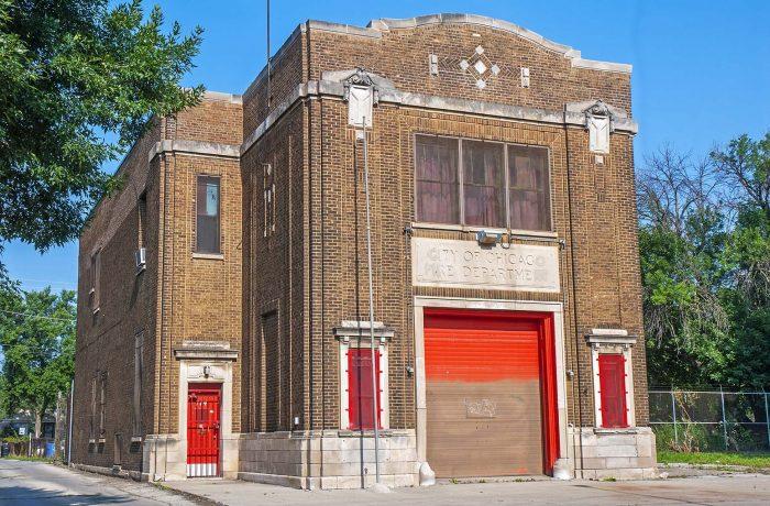 Kedzie Firehouse